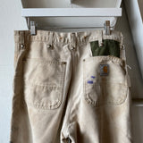 "Insulated Carhartt Pants - 32"" x 32"""