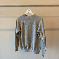 80's Grey Crewneck - Medium