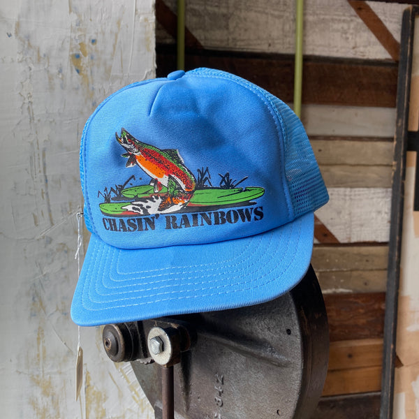 80's Fishin' Trucker Hat - OS