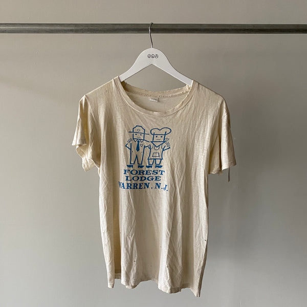 70's Forest Lodge Tee - Large