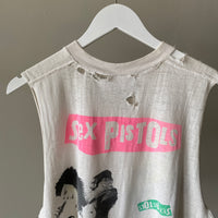 80's Sex Pistols Shredder - Large
