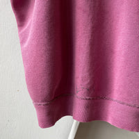 60's Omega Short Sleeve Sweatshirt - Large