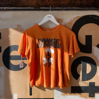 '80 Orange Express Russell tee - Small