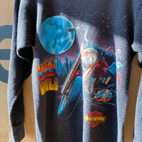 80's Harley Davidson Thermal - XL