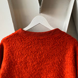 70's Fuzzy Crewneck - Medium