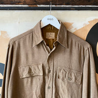 WWII Button Up - Medium