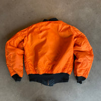 80's Alpha Industries Bomber - XL