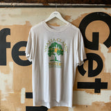 80's Paper Thin Running Tee - Large