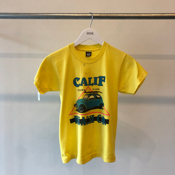 80's California Beach Tee - XS