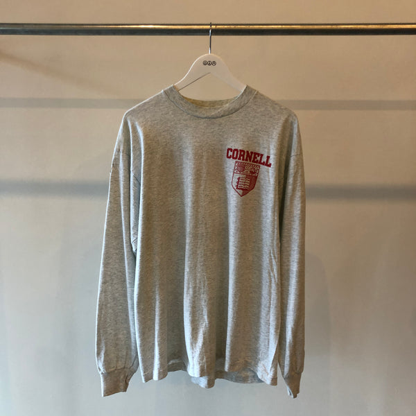 90's Cornell Long Sleeve Tee - XL