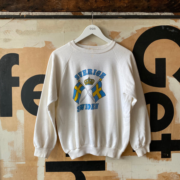 80's Sweden Sweat - XL