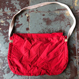 90's Red Cross Body Bag - OS