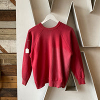 60s Red Crewneck - XL