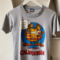 80's California Rat Tee - Small