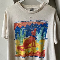 80's Santa Fe Thrashed Tee - Medium