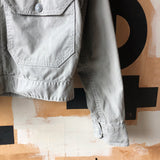 50's Chainstitched Cropped Work Jacket  - Small