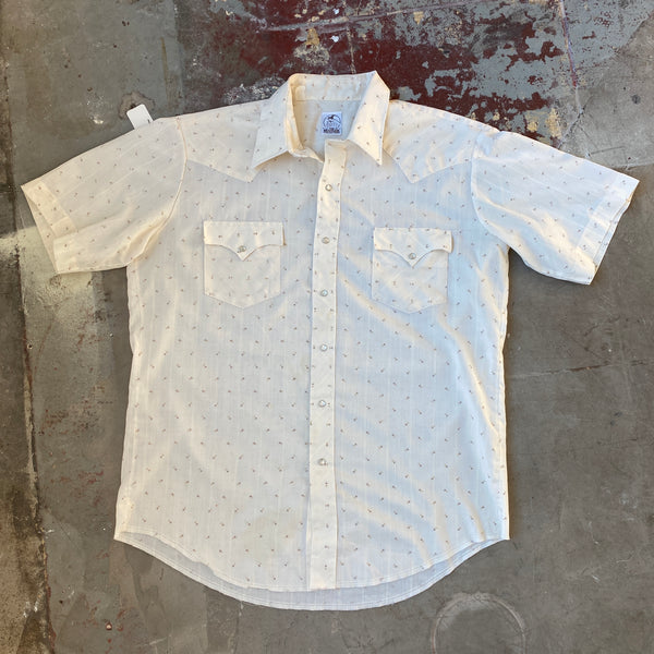 80's Western Short Sleeve - XL