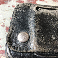 80's Well Loved Harley Wallet - OS