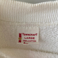 60's Towncraft Short Sleeve Painter - Large
