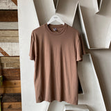80's Brown Blank - XL