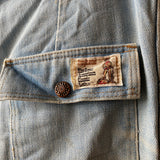 "70's Stephen's denim - 31"" x 28"""