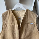 80's Carhartt Vest - Medium