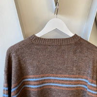70's Wool Sweater - Large