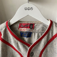 40's Rawlings x Pendleton Baseball Jersey - Large