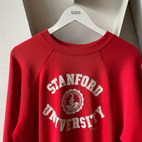 80's Stanford Crewneck - Large