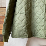 70's Tule-Togs Quilted Jacket - XL