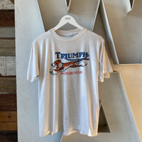 90's Triumph Tiger Tee - Large