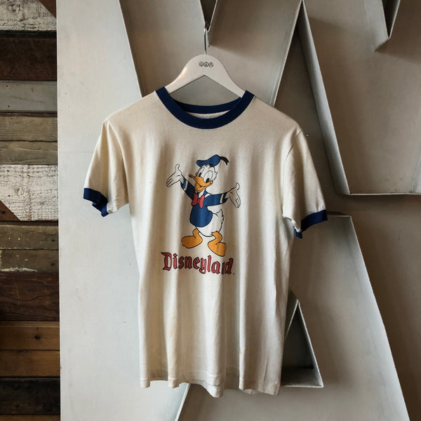 80's Disney Duck Ringer - Medium