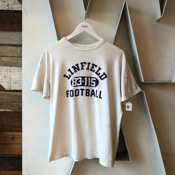 80's Linfield Champion Tee - XL
