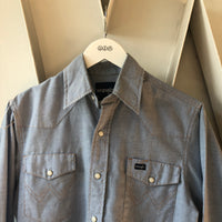 80's Wrangler Snap - Medium