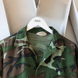 Forest Camo Jacket - Medium