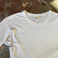 60's Thrashed White Blank - Large