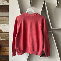 70's Faded Raglan Sweat - Medium