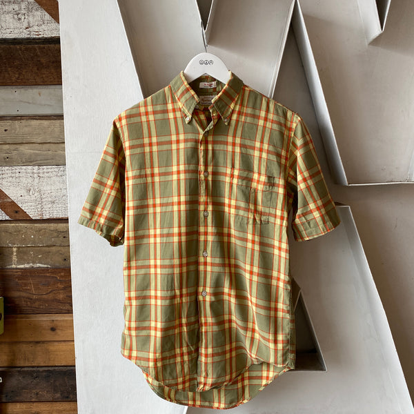 60's Gant Button Up - Small