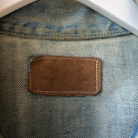 70's Levi's Type III Trucker - Large