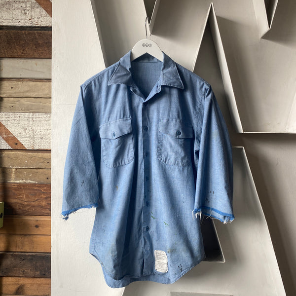 80's Chambray Chopper - Medium