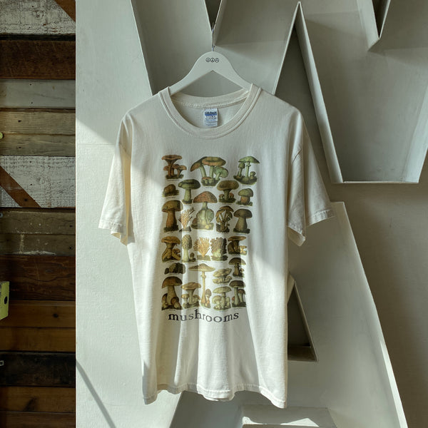 Mushrooms Tee - Large