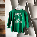 70's Hopkins Hockey 3/4 sleeve - Large (Fits S/M)