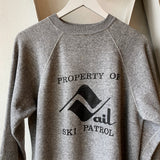 80's Vail Sweatshirt - Large
