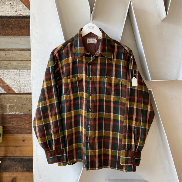 80's Flannel - XL