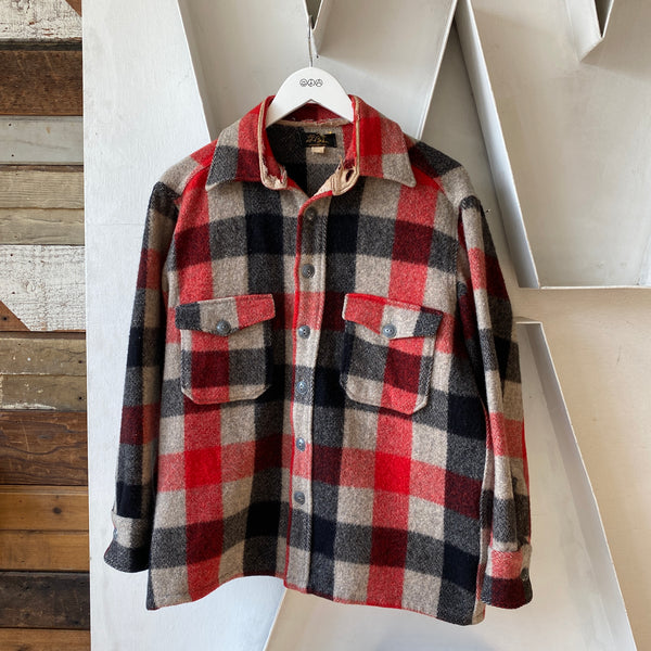 50's LL Bean Flannel - Medium