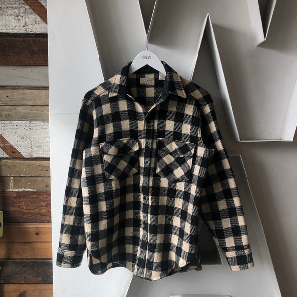90's LL Bean Maine Guide Flannel - Medium