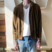 60's Deerskin Shirt - Small