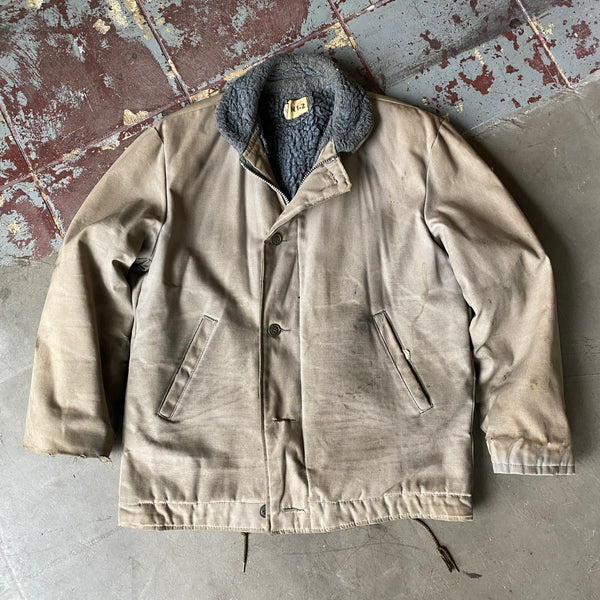60's/70's Deck jacket - Large