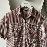 70's Button Up - XS