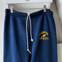70's Blue Sweatpants - Medium